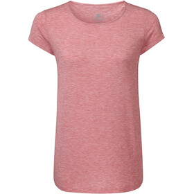 Sherpa Asha - T-shirt manches courtes Femme - rose